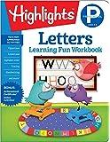 Preschool Letters (Highlights Learning Fun Workbooks)