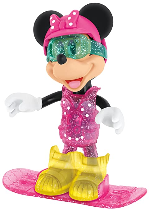a2da4a2c39930 Image Unavailable. Image not available for. Color: Fisher-Price Disney  Minnie, Mouse ...