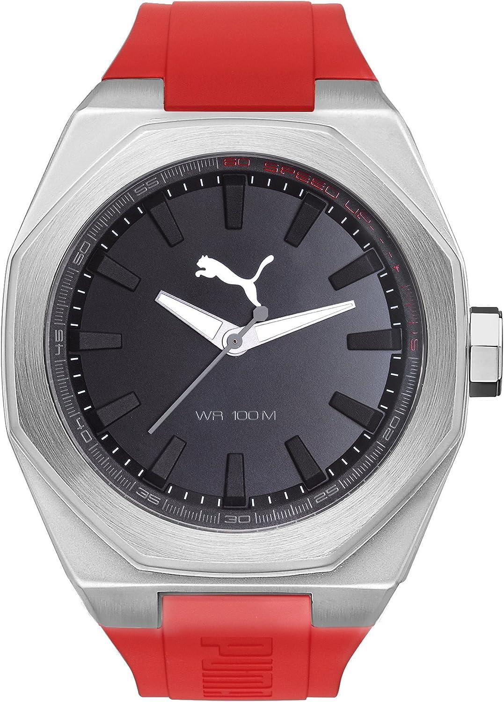 Puma Time PU104051006 - Reloj de Cuarzo para Hombre