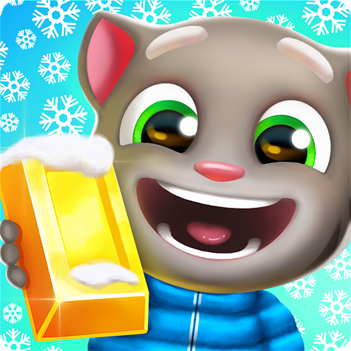 Talking Tom Gold Run - Free Tom