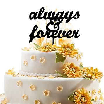 Jennygems Wedding Reception And Wedding Anniversary Silhouette Cake