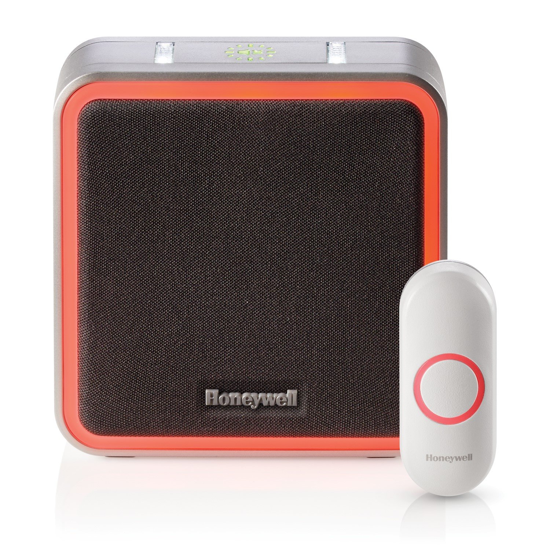 Honeywell RDWL917AX2000/E Series 9 Portable Wireless Doorbell / Door Chime & Push Button by Honeywell (Image #1)