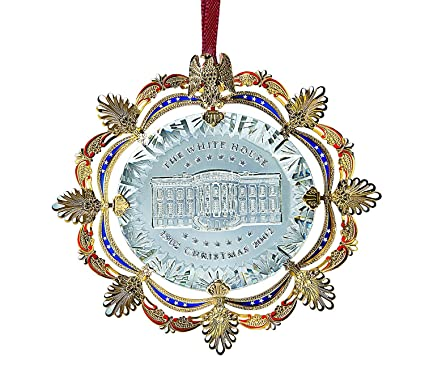 Amazon.com: 2002 White House Christmas Ornament, The East Room in ...