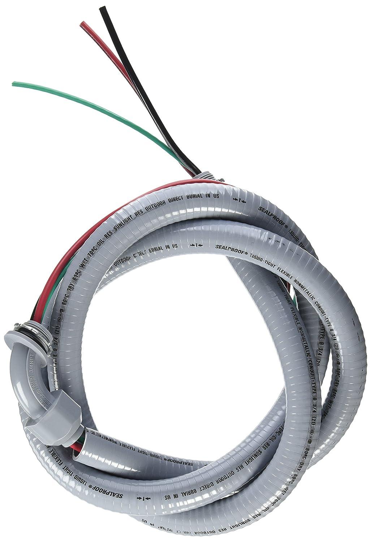 MARS - Motors & Armatures 84137 6\' x 3/4 Non-Metallic Whip ...