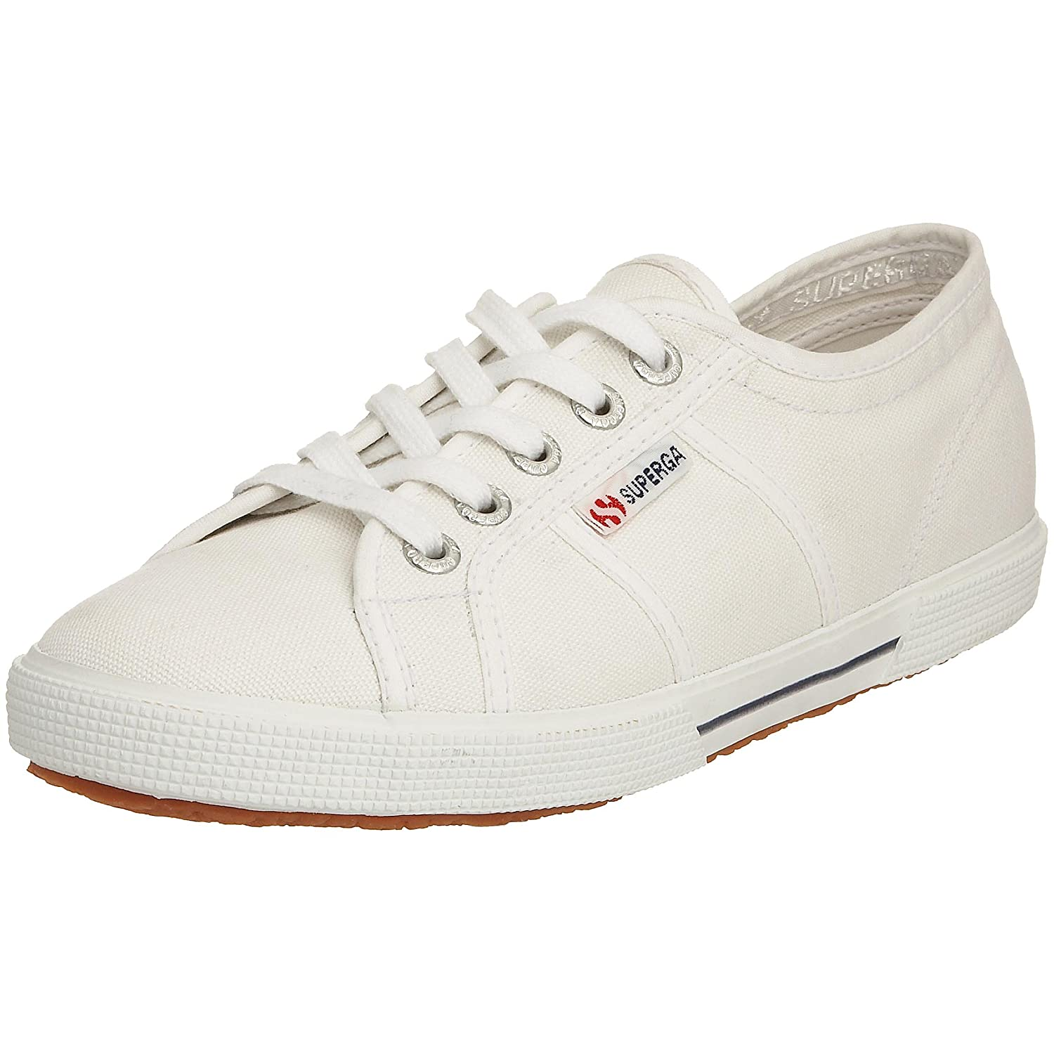 Superga 2750 Cotu Classic, Baskets mixte adulte, Bleu (C20 Blue Iris), 46 EU