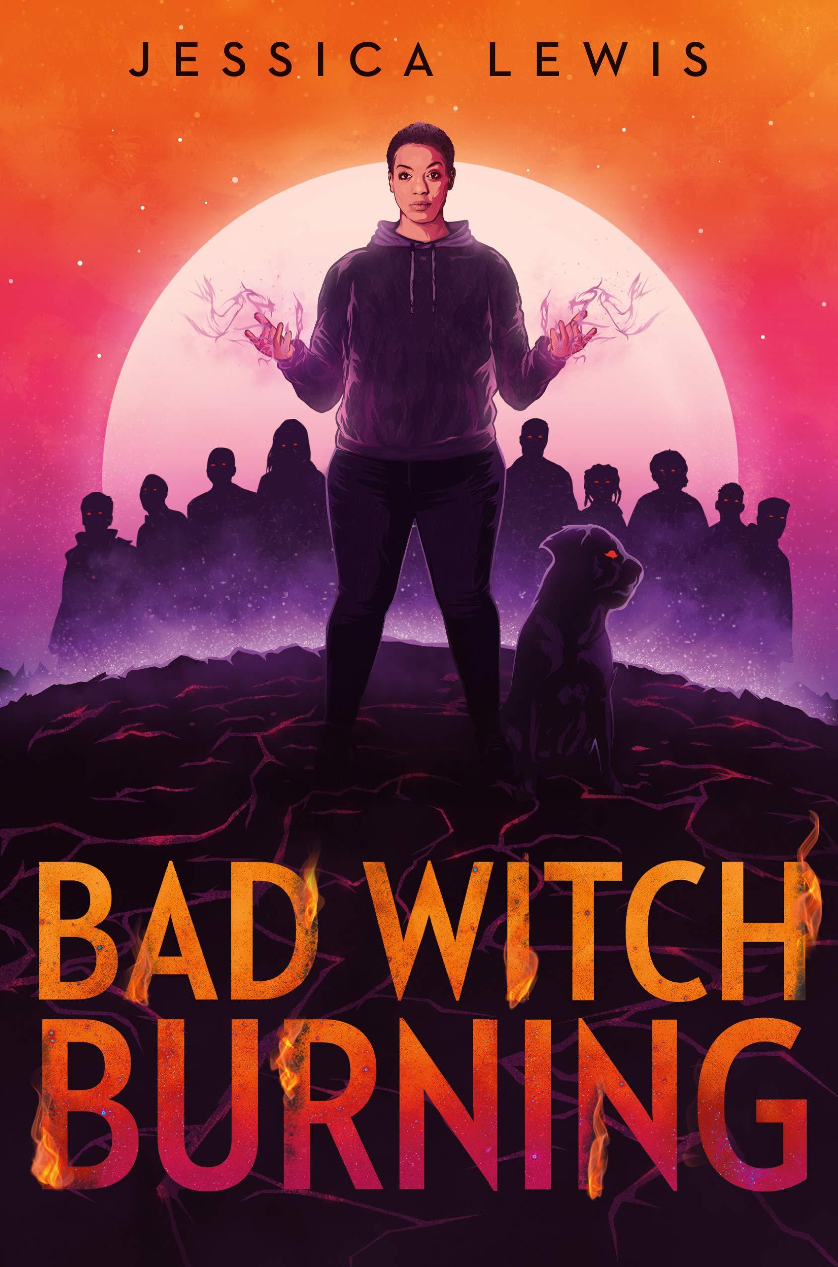 Amazon.com: Bad Witch Burning (9780593177402): Lewis, Jessica: Books