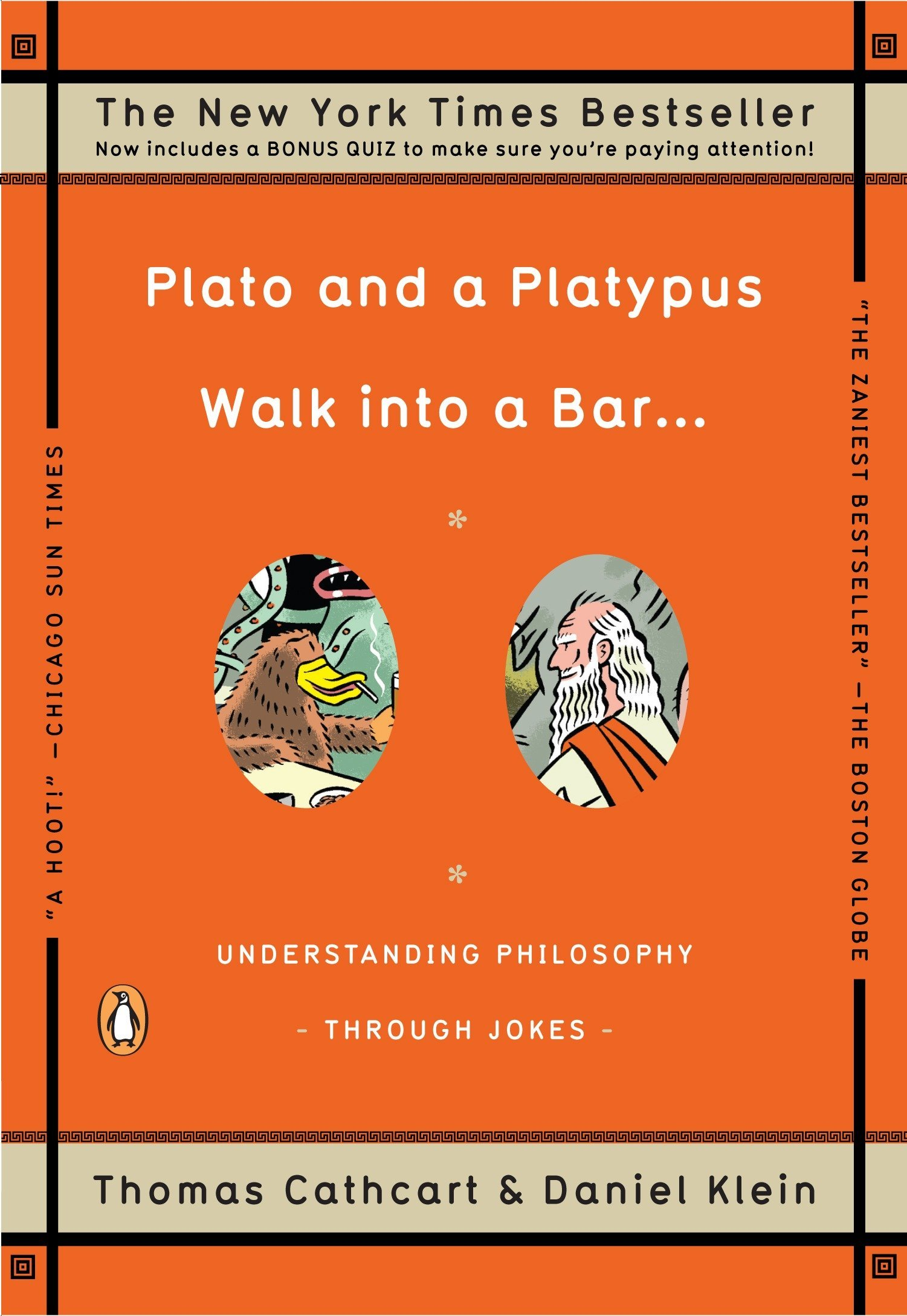 Plato and A Platypus Walk into A Bar: Understanding