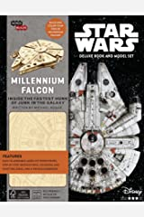 IncrediBuilds: Star Wars: Millennium Falcon Deluxe Book and Model Set Hardcover