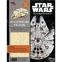 Incredibuilds Star Wars book and Model Set Deals