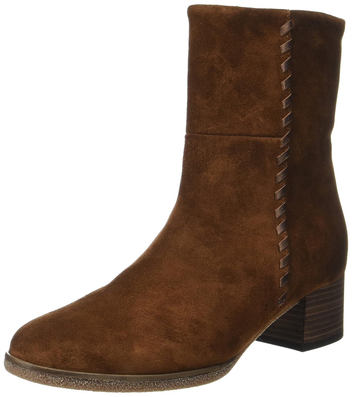 Gabor Shoes Comfort Sport, Botas para Mujer Marrón (41 Whisky Micro)