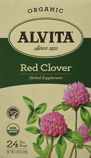 Organic Red Clover Tea