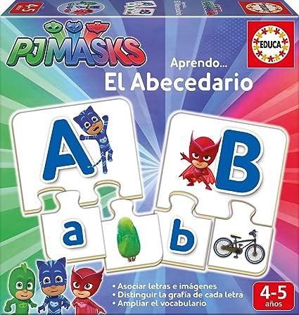 TV|PJ MASKS PJ Masks Learn the Alphabet
