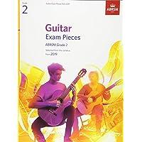 Guitar Exam Pieces from 2019, ABRSM Grade 2: