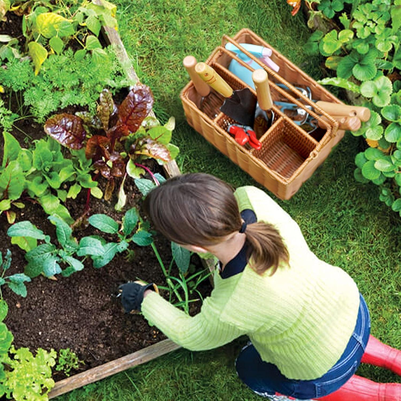 Woven Basket Garden Tool best housewarming gift
