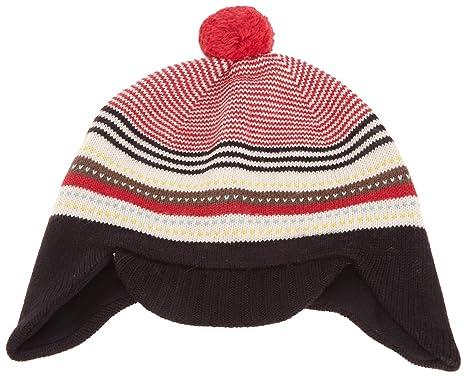 Catimini , ensemble de bonnet, casquette \u0026 bob , bébé garçon , multicolore  (multicoloris