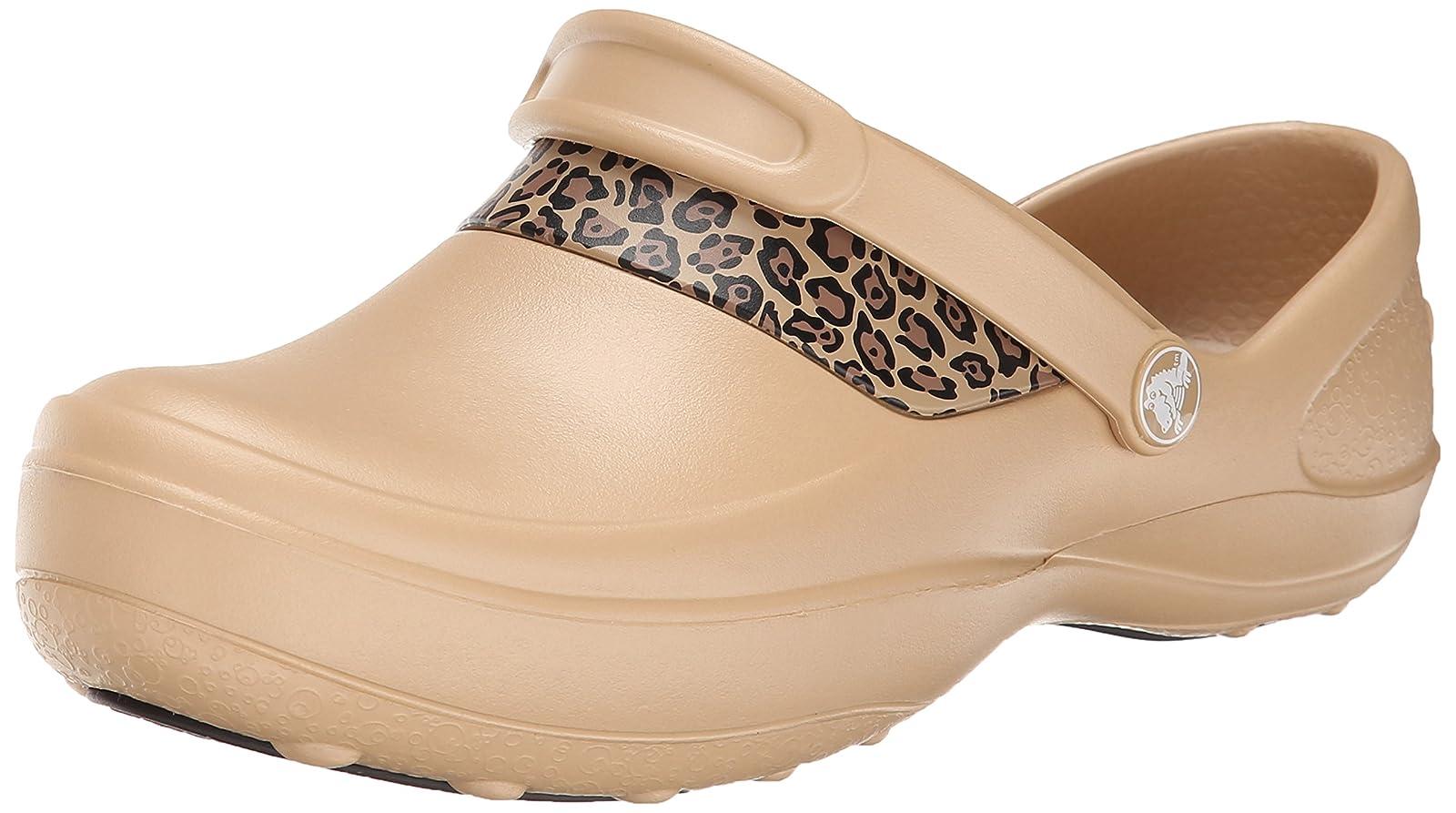 Crocs Women's Mercy Work Slip Resistant - 7