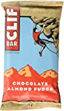 Clif Bar Energy Bar Chocolate Almond Fudge 68 g (Pack of 12)