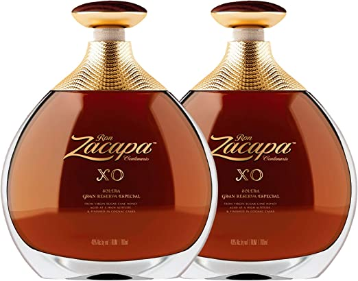 Ron Zacapa Centenario XO Solera Gran Reserva Especial Rum ...