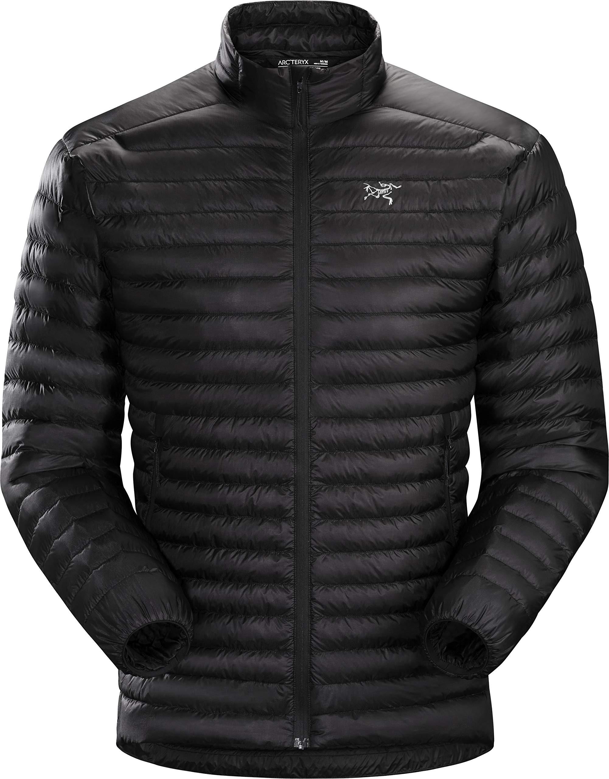 Arc'teryx Cerium SL Jacket Men's (Black, Medium) by Arc'teryx
