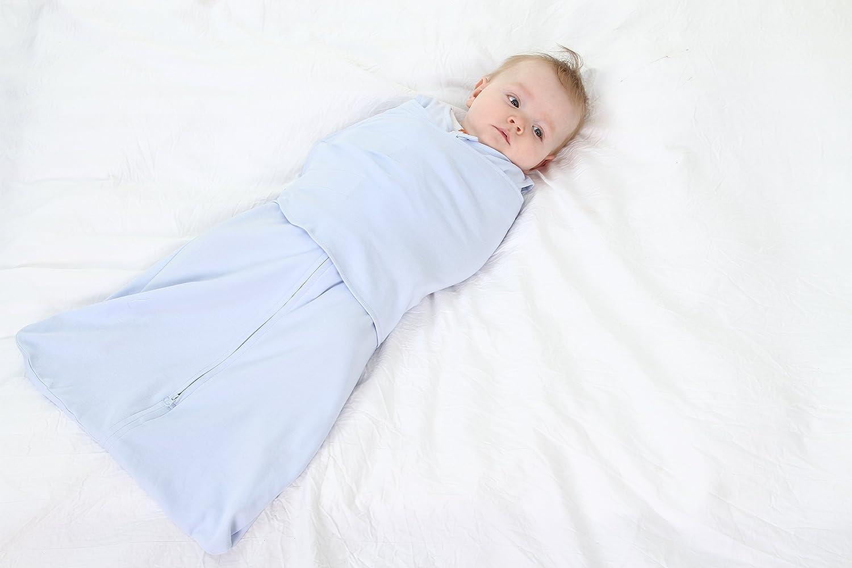 Miracle Baby Cotton Sleepsack Swaddling Wrap Baby Wearable Blanket