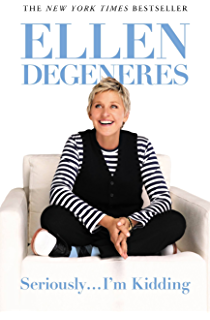 my point and i do have one degeneres ellen