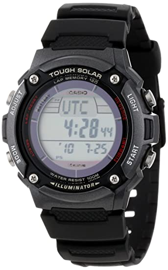 Casio WS200H-1BV Hombres Relojes