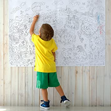 Buy Colorings For Children Zooland Coloring Pages For Kids