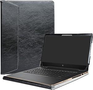 "Alapmk Protective Case Cover for 15.6"" HP Spectre x360 15 15-chXXX (15-ch000 to 15-ch999,Such as 15-ch011nr 15-ch011dx,Not fit Spectre x360 15 15-apXXX/15-blXXX Series) Laptop,Black"