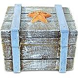 Puzzled Pacific Jewelry Box Nautical Décor - Beach Theme - Unique Gift and Souvenir - Item #9445