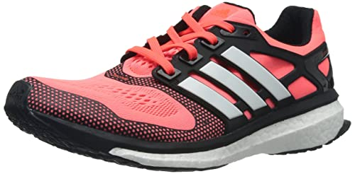 check out 475d5 565fa adidas Energy Boost 2 Esm M, Mens Running Shoes, Red (Rouge (Rousol