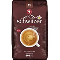 Schwiizer Schüümli Crema Ganze Kaffeebohnen, 1kg