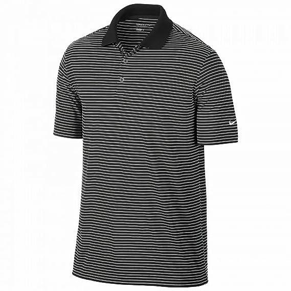 a65af6f8c7fb2 Nike - Polo de golf à manches courtes - Homme (S - 86/91cm) (Noir):  Amazon.fr: Vêtements et accessoires