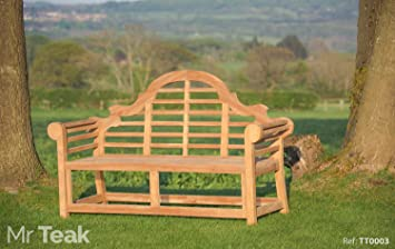 Awesome THE LUTYENS TEAK GARDEN BENCH