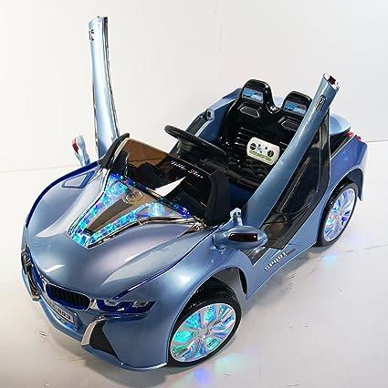 Amazon Com 2015 Bmw I8 Limited Edition Vision Style 12v Kids Ride