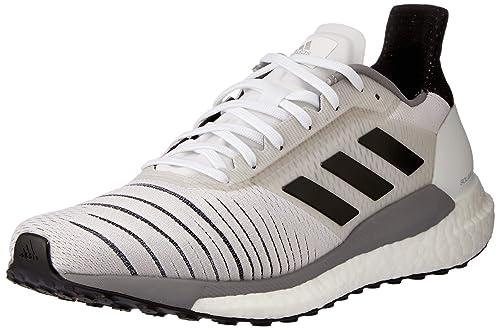 Adidas Solar Glide, weiß/blau, Gr. 38 2/3 Damen