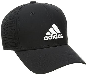 bd887e64486 adidas Men s Adizero Scrimmage Stretch Fit Cap  Amazon.ca  Sports ...