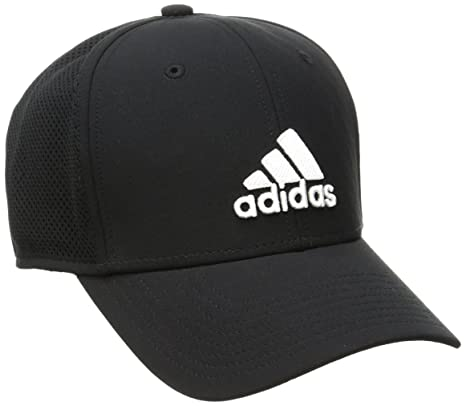 778b3c2cf70 adidas Men s Adizero Scrimmage Stretch Fit Cap  Amazon.ca  Sports ...