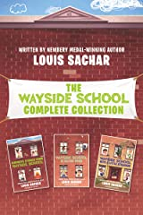 Wayside School 3-Book Collection: Sideways Stories from Wayside School, Wayside School Is Falling Down, Wayside School Gets a Little Stranger Kindle Edition