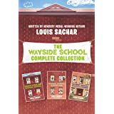 Wayside School 3-Book Collection: Sideways Stories from Wayside School, Wayside School Is Falling Down, Wayside School Gets a
