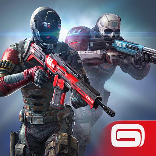 Modern Combat Versus: New Online Multiplayer FPS (Solo Fight)