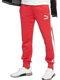 PUMA Herren Tape Pants Hose: : Bekleidung