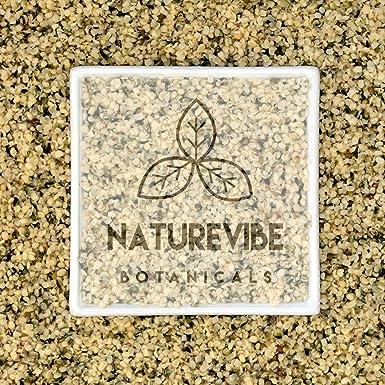 Naturevibe Botanicals Semillas de cáñamo cascadas orgánicas ...