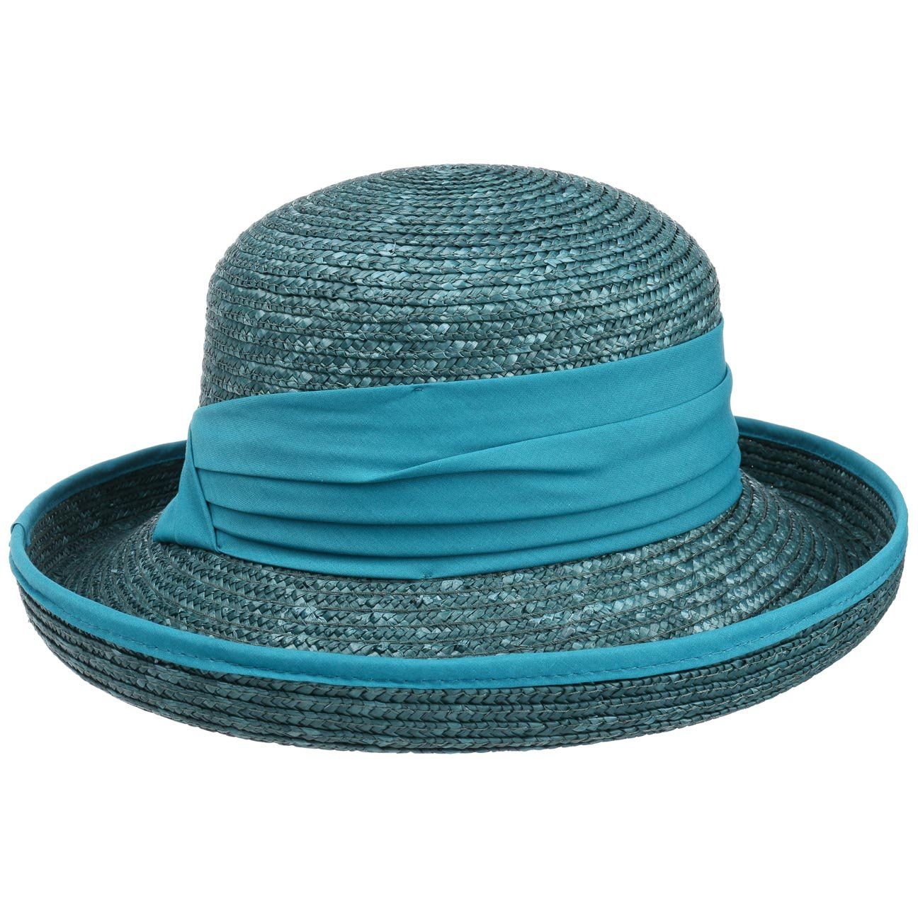Dilara Straw Hat Seeberger women´s hat cuffed hat