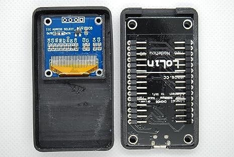 f6b8194d67a82 Amazon.com: BuddyGoody - 1X Tested V3 WIFI NodeMCU Lua ESP8266 ESP ...