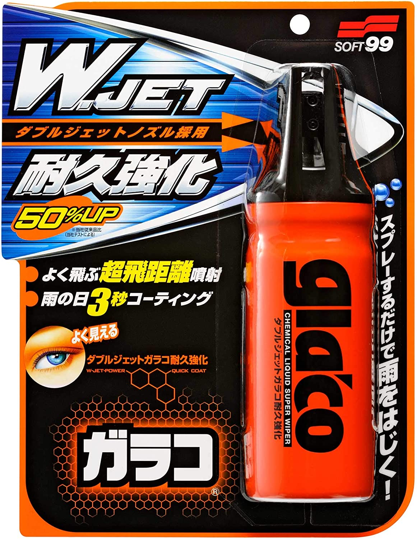 SOFT99 ウィンドウケア ダブルジェットガラコ耐久強化