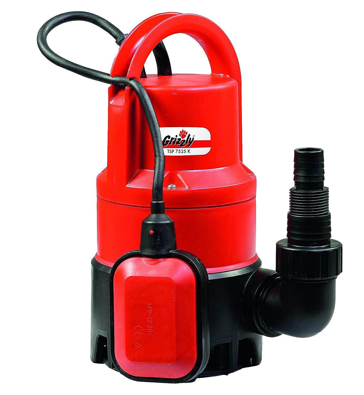 Schmutzwasserpumpe Wasserpumpe Tauchpumpe IP INOX 750W 12900l//h