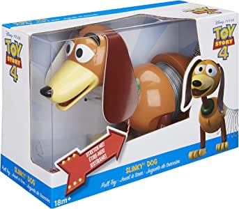 Schylling Disney Pixar Toy Story 4 Slinky Dog Action Figure