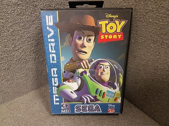 Toy Story [Sega Megadrive] [Importado de Francia]: Amazon.es: Videojuegos