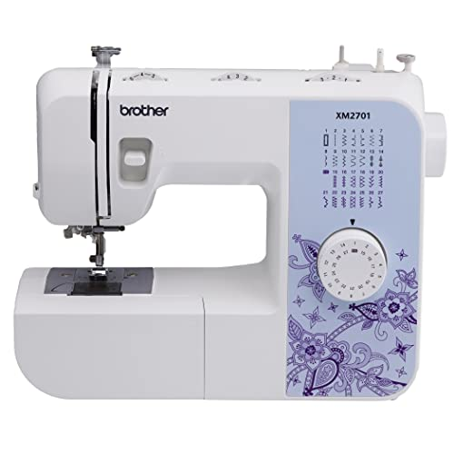 Brother XM2701 - Best mechanical sewing machine for starters