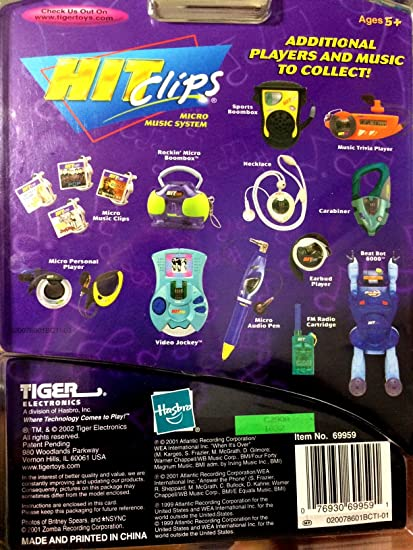 Buy Hit Clips 3 Special Micro Music Clips Sugar Ray Online at Low